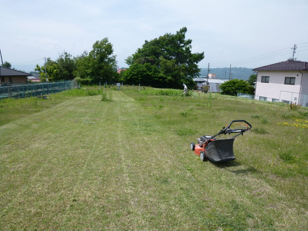 「草刈り」作業依頼